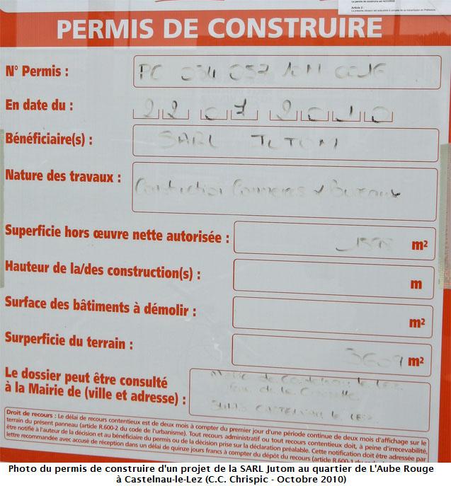 Pss discussion castelnau le lez - Forum permis de construire ...