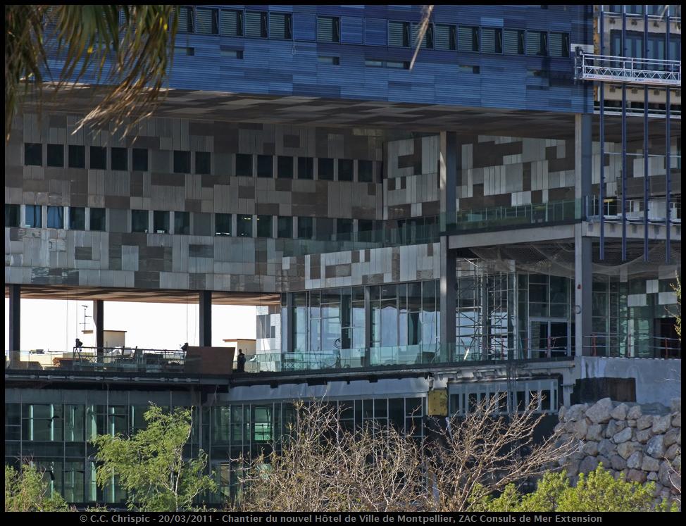 Pss discussion montpellier h tel de ville for Terre montpellier archi