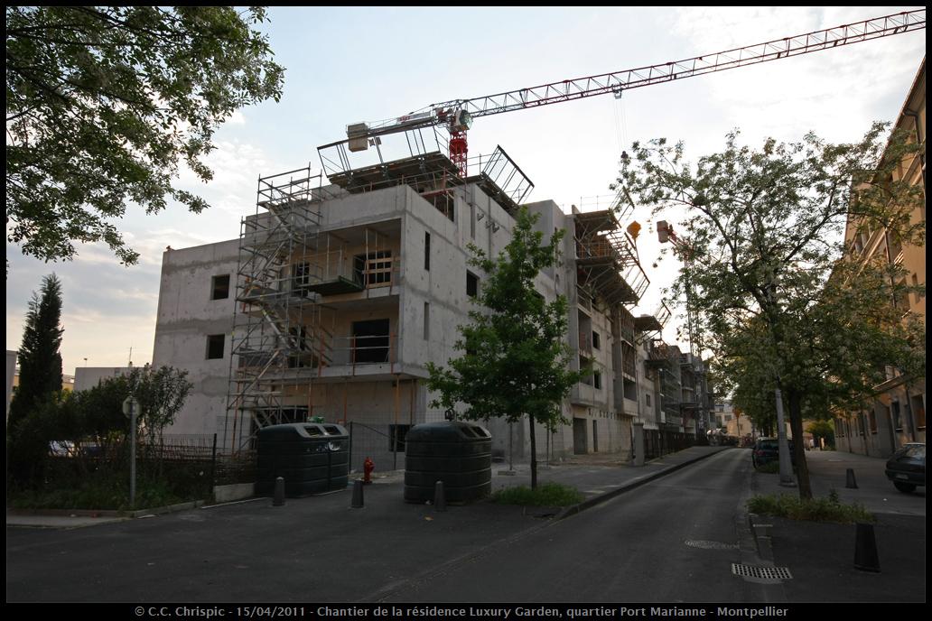 Pss discussion montpellier antigone - Le jardin sauvage maintenay montpellier ...