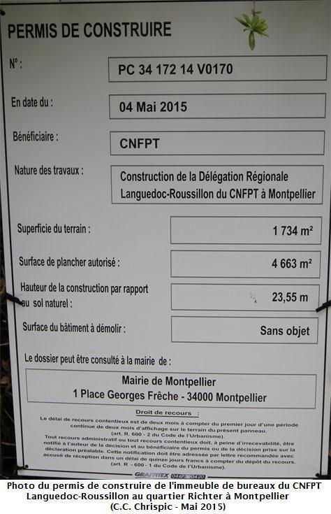 Pss discussion montpellier port marianne zac richter - Forum permis de construire ...
